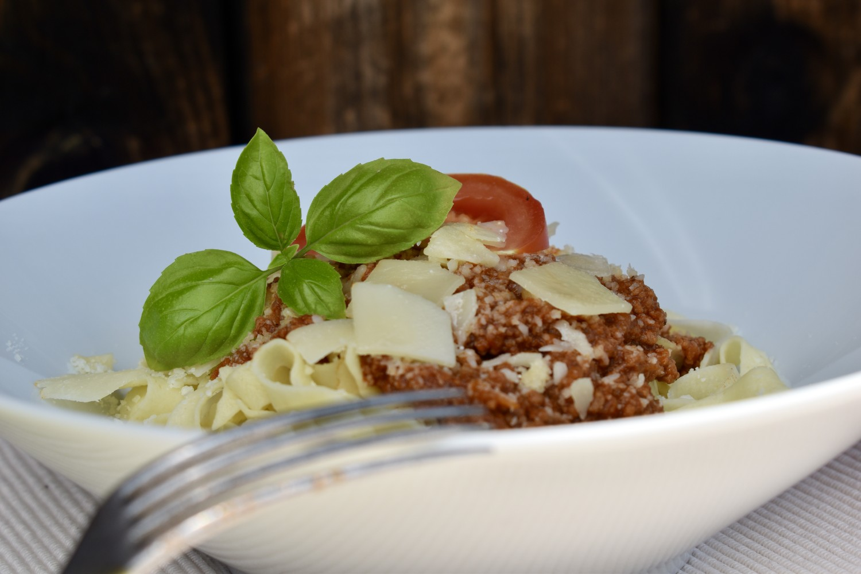 Recept na boloňské ragú